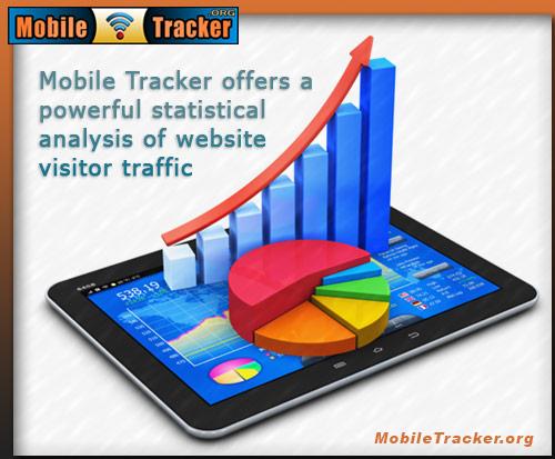 mobile phone statistics tracking